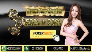 Judi Poker Online | Agen Poker Terpercaya | PokerMBC